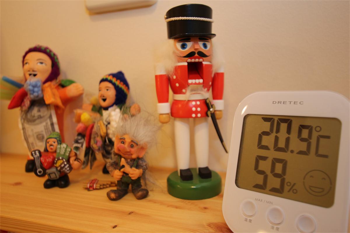 マニアック夫婦による「温湿度計のススメ」