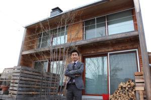 ステキな木製サッシの友人宅を訪問しました!