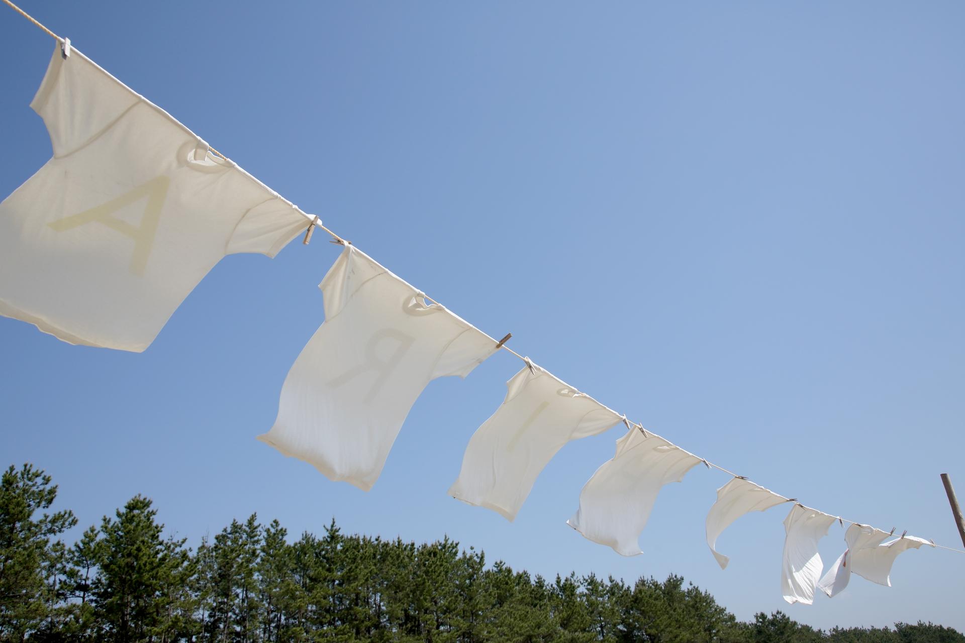 毎日が洗濯日和!